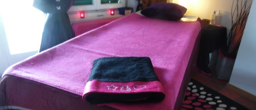 table xxl de massage à montreux